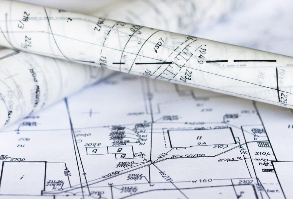 Geodeta Gdynia Mapy do celów projektowych